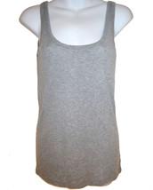 Alternative Apparel knit tank top sz L heather gray NEW - $11.00