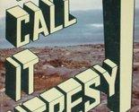 I Call It Heresy [Jan 01, 1974] Tozer, A. W.