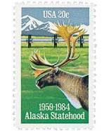 1983 20c Alaska Statehood Scott 2066 Mint F/VF NH - €0,89 EUR