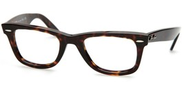 Ray Ban Rb 2140 902 Havana Brown Sunglasses 50-22-145 B40 (Lenses Missing) Italy - $44.54