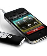 Phone Call Recorder / Portable Audio Recording for iPhone - $32.85