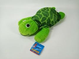 "Six Flags Winner Plush 15"" Turtle Stuffed Animal Toy Carnival Prize - $9.99"