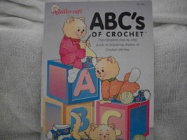 ABC's Of Crochet  - $20.00