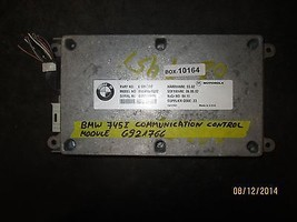 Bmw 745i Communication Control Mdoule #6921766 *See Item Description* - $69.28