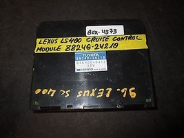 Lexus Ls400 Cruise Control Module #88240 24210 *See Item Description* - $59.40