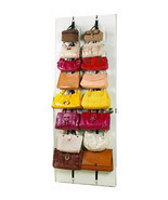NEW Purse Racks Over the Door Hanging Set of 2 ... - $15.99