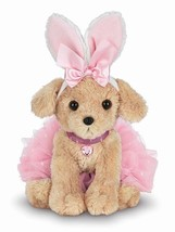 "Bearington Bears ""Lil' Puppy Tutu"" 13"" Collector Dog- Sku #540170 - 2014 - $24.99"