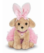 "Bearington Bears ""Lil' Puppy Tutu"" 13"" Collector Dog- Sku #540170 - 2014 - $24.99"