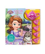 Sofia the First, Sofia's Silly Tea Party~ Teapo... - $18.80