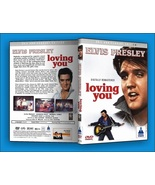 Loving You DVD Elvis Presley - $19.99