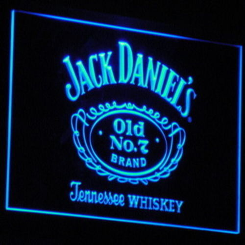 Man Cave Neon Bar Signs : Neon light sign bar beer happy hour man cave