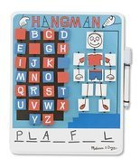 Flip to Win Wooden Travel Game Hangman - £9.25 GBP