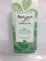 Aveeno clear Complexion Daily Moisturizer Acne Treatment Tone Correct 4o... - $8.90