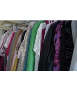 Lot of Clothing Vtg & Other 1950s-60s-70s-80s Other Dresses Coats Suits ... - $2,475.00