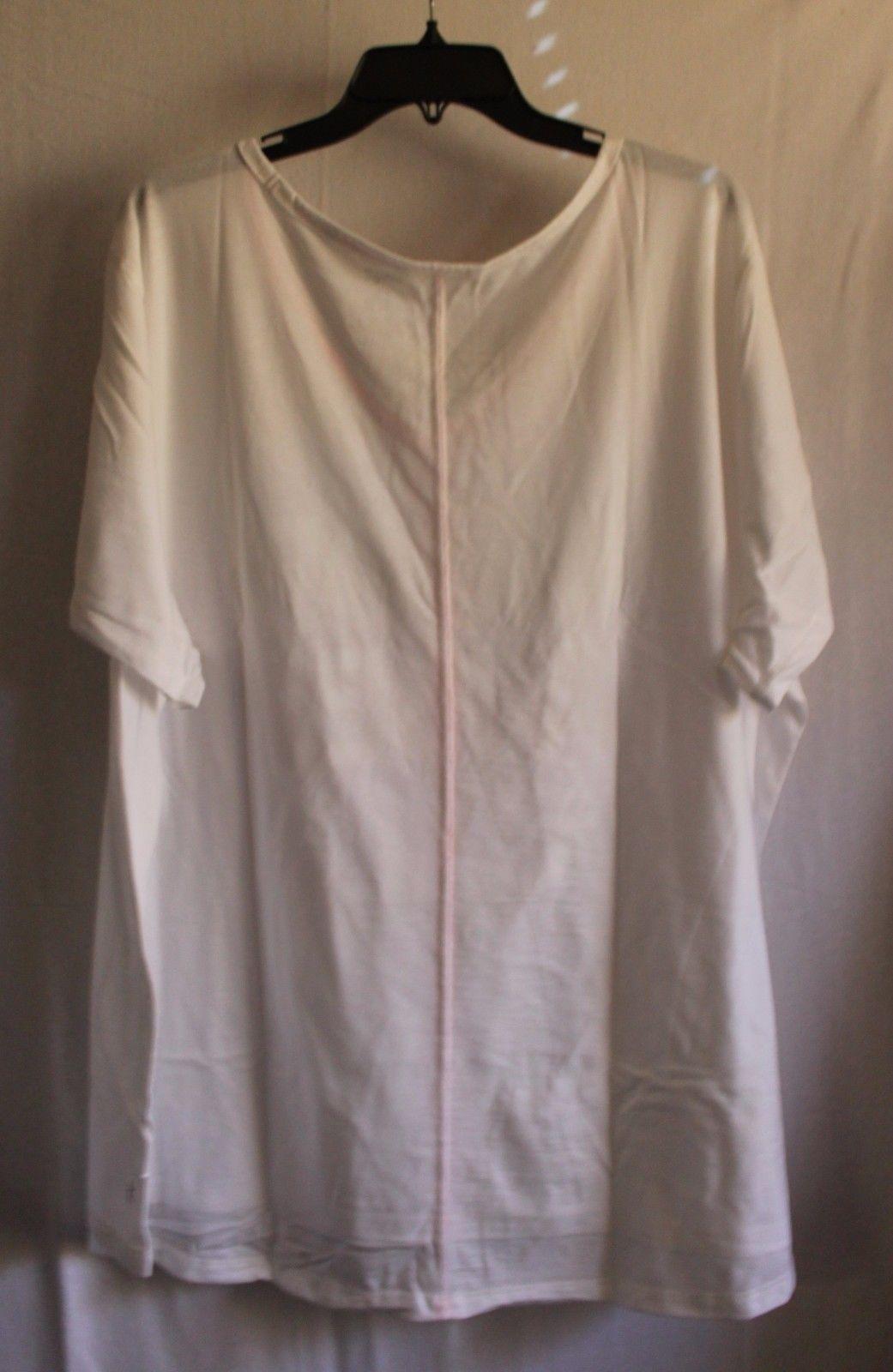 9f655f7e92653 New Danskin Womens Plus Size 4 X 28 W White and 50 similar items