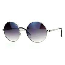 Womens Round Circle Frame Sunglasses Fashion Rhinestones Side UV 400 - $9.95
