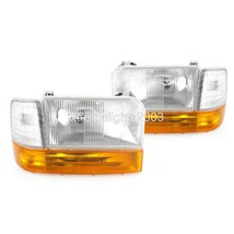 Coachmen Catalina 1996 1997 Headlights Head Lights Front Lamps 6 Pc Rv Set - $157.41