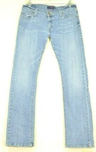 Levi 504 jeans 9 x 32 tilted slouch straight leg stretch - $39.59