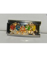 Casa DOro 9294 Superlink 5 M and M Characters Italian Charm Stainless Steel - $10.99