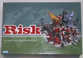 Risk The Game of Global Domination Board Game 2003 Edition Parker Brothe... - $18.68