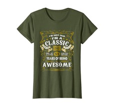 Brother Shirts - I'm Classic 1963 Shirt 55th Birthday Gift 55 Yrs Old Aw... - $19.95+