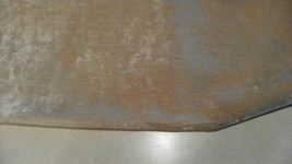 Cream Velvet Upholstery Fabric 1 Yard  R228 - $35.95