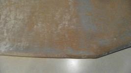 Cream Velvet Upholstery Fabric 1 Yard  R228 - $35.95
