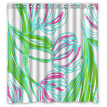 Lilly Pulitzer Style 003 Shower Curtain Waterpr... - $29.07 - $48.30