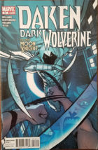 Marvel Comics - DAKEN Dark Wolverine - Moon Knight #14 - $1.95