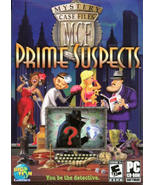 Mystery CF PRIME SUSPECTS PC Game Hidden Object... - $14.99