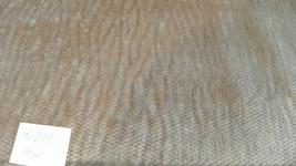 Gold Hobnail Velvet Upholstery Fabric  1 Yard  R219 - $26.95