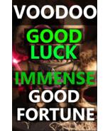 Black voodoo magick food luck spell money spell lottery spell voodoo dol... - $99.97