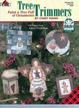 TREE TRIMMERS by Cindy Mann - $6.35