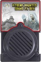 Xtreme Haunted Sound FX Box Halloween Decoration - €30,73 EUR