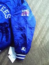 MLB STARTER JACKET/NEGRO BASEBALL LEAGUE/NY BLA... - $80.00