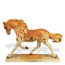 Fawn Memories Holiday Painted Pony Figurine - $54.95