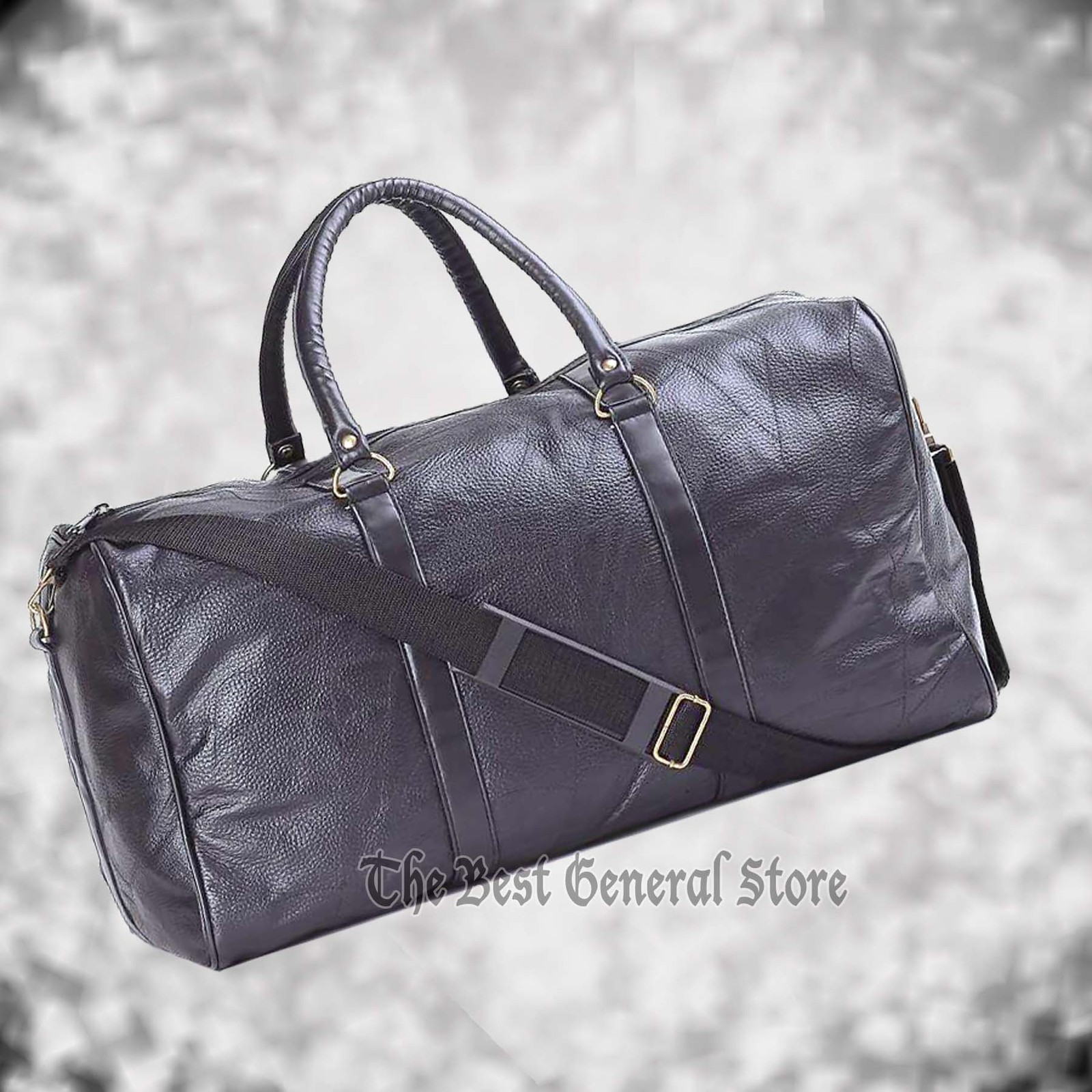 Black leather tote lulduf21 1800