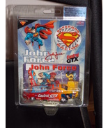 1999 John Force #1 Castrol Superman Mustang Funny Car 1:64 Scale Limited... - $19.99