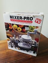 Cuisine Mixer-Pro Ultimate Kitchen Machine Whips, Chops, Blends, Mixes  ... - $26.68