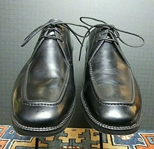 Men's Cole Haan Black Leather Moc Toe Oxford Sz. 10M UNWORN! - $47.03