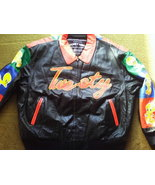 PRE-OWNED/LOONEY TUNES/TWEETY BIRD/LEATHER JACKET/3XL - $200.00