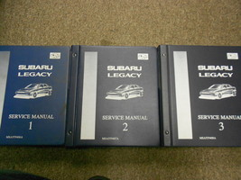 1995 Subaru Legacy Service Repair Shop Manual SET FACTORY OEM BOOKS Used... - $178.15