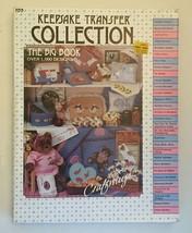 Keepsake Transfer Collection The Big Book Over 1000 Designs Book • Gerri... - $14.80