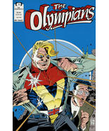 OLYMPIANS #2 (Epic Comics) NM! - $1.00