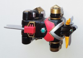 1995 Bandai Power Rangers Lost Galaxy Torozord Defender Bull Black Zord ... - $4.99