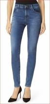 Neuf J Brand Femme Jeans Skinny Maria 23110O212 Divulgation Bleu Sz 22 Pdsf - $59.90