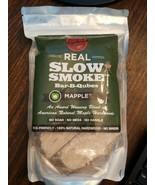 "Mojobricks® ""The Revolution Bar-B-Qube"" Real Slow Smoke Mapple BBQ Wood... - $4.70"