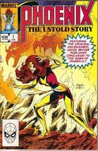 Phoenix The Untold Story Comic Book #1 Marvel Comics 1984 VERY FINE UNREAD - $7.84