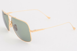 DITA FLIGHT 005 7805-D-18K Gold / Vintage Green Sunglasses 7805 D 61mm - $296.01