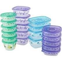 Glad Food Storage Containers - Food Container Variety Pack - 20 Containe... - $36.43